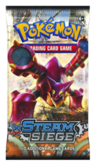 XY Steam Siege Pokemon Booster Pack